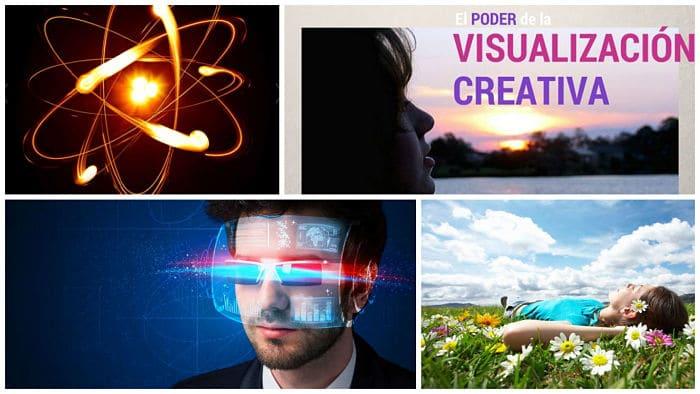 Ejercicios de Visualización Creativa